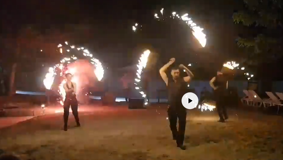 Nessebar Fire Party 2018