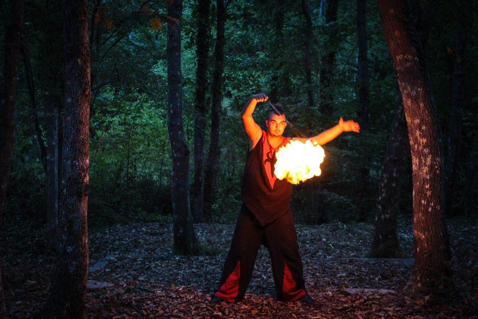 Forest Fire Dance