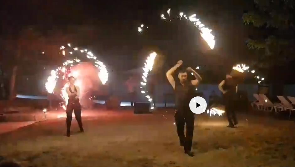 Nessebar Fire Party 2018